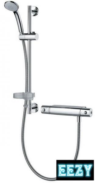 rain shower head low pressure. Ideal Standard Alto Ecotherm LP Chrome Shower Pack Inc Rain Head  Low Pressure A4999AA